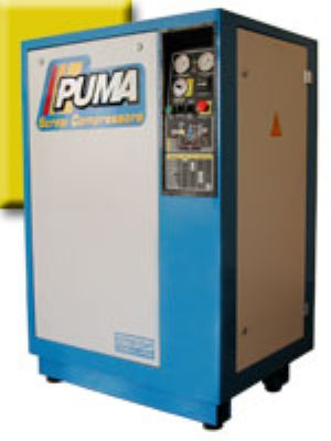 PUMA KOMPRESOR PETMAKSAN MAKINA SAN.TIC.LTD.STI. - Rotary screw compressor, Reciprocating air compresors, dental air compressor, silent compressors, ai