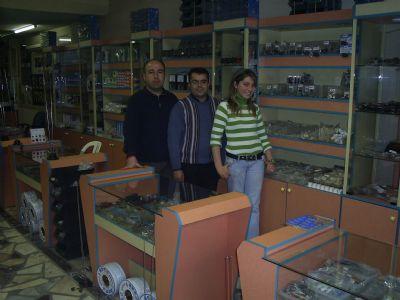 elektro market - end�striyel elektronik malzeme ithalatI ve satI�I.  transist�r, entegre, kondansat�r, fotosel, fan,