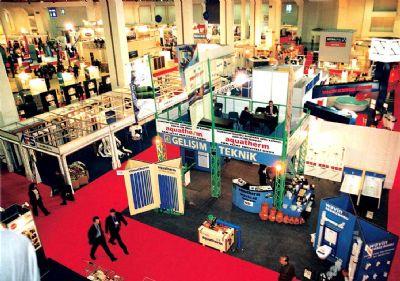 Hannover - Messe Sodeks Fuarcilik A.S. - ISK-SODEX 2008, ISK-SODEX 2006, SODEX KAYSERi 2005, SODEX ANTALYA 2005, ISK-SODEX 2004, SODEX KAYSER