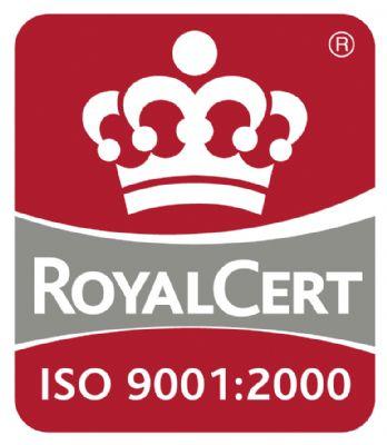 ROYAL CERT - ISO BELGESi TEMiN EDiLiR