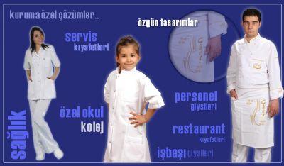 Cenba Ýþ Elbiseleri ve Ýþ Kýyafetleri -  Is elbiseleri,  tüm is elbiseleri,  is kiyafetleri,  personel kiyafetleri,  is tulumu,  personel gi
