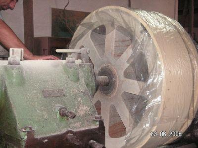 ke�san lastik ve ebonit silindir imalatI ve rektifiyesi - merdane, silindir, kau�uk, silikon, rektifiye, konkav, nitril, kimya, plastik, ka�It, tekstil
