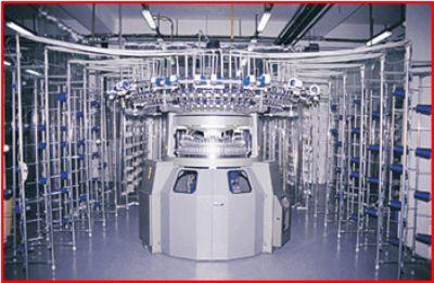 beyaz mümessillik tekstil san. ve tic. ltd.þti - Yeni Makinalara çaðlIk: AçIk tip- Aliminyum borulu-Antistatik PVC borulu çaðlIklar. AçIk tip çaðlIkl