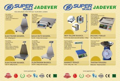 - super scale,  jadever<br> vakum makinasý ,  elektronik baskül,  elektronik terazi