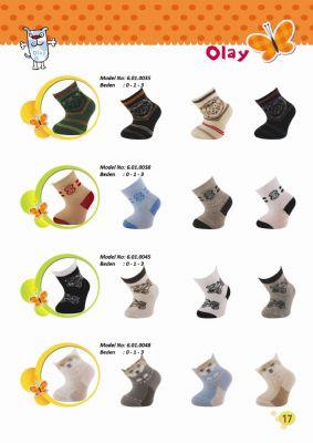 Olay Socks - olay çorap