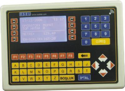 ASEL Elektronik - dataloom data terminal barkod yazIcI el terminali baskIdevre elektronik kart tamiri asel elektronik