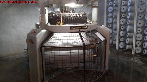 SATLIK 7 ADET YUVARLAK ÖRGÜ MAKİNASI<br><br>2 Adet 32 Pus / 22 - 28 Fine kemyoung örme makinası, <br> 1 Adet 32 Pus / 22 - 28 Fine İmec örme makinası. . . . . . . . <br> 1 Adet 24 Pus / 28 Fine MV4. 2 Mayer örme makinası. . . <br> 1 Adet 36 Pus / 18 Fine Junlong Ribana örme makinası. <br> 2 Adet 30 Pus / 22 - 28 Fine Keum yong örme makinası<br><br>Satılık Yuvarlak örme makinası, Satılık Yuvarlak örme makinesi, Satılık Yuvarlak örme makinaları, Satılık Yuvarlak örme makineleri, Satılık Yuvarlak örgü makinası, Satılık Yuvarlak örgü makinesi, Satılık Yuvarlak örgü makinaları, Satılık Yuvarlak örgü makineleri