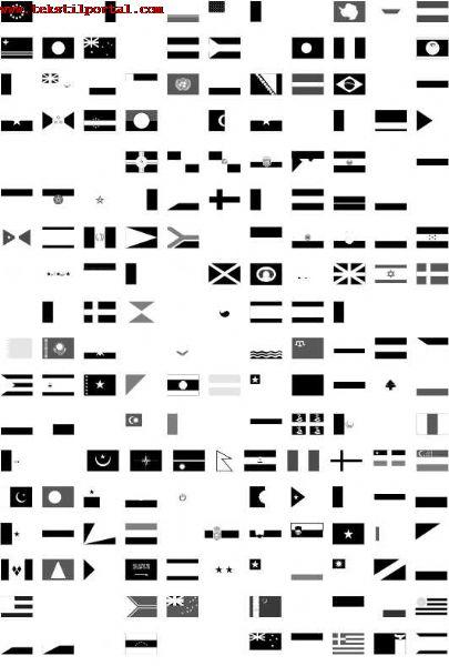 firmamýz  25 yýldýr her türlü bayrak ve flama üretimini gerçekleþtirmektedir bir adetten milyonlarca adete kadar üretim kapasitesi bulunan firmamýz en son teknoloji  makanalar ve kaliteli boya kumaþ kullanarak gerçekleþtirmektedir sipariþlerinizi bekler saygýlar sunarýz