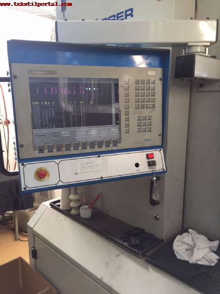 LASSER L 120 BRODE MAKİNASI SATILACAKTIR  +90 506 909 54 19 Whatsapp<br><br>1996 Model, 22 Yarda  L120 Lasser Brode makinasi satılacaktır<BR><BR>195 Devir, 120 cm kasnak, <br>Kordene aparatı ile birlikte satılacaktır<br><br><br>Satılık lasser brode makinası, Satılık lasser brode makinesi, Satılık lasser brode makineleri, Satılık lasser brode makinaları, ikinci el lasser brode makinası, ikinci el lasser brode makinesi, ikinci el lasser brode makinaları, ikinci el lasser brode makineleri