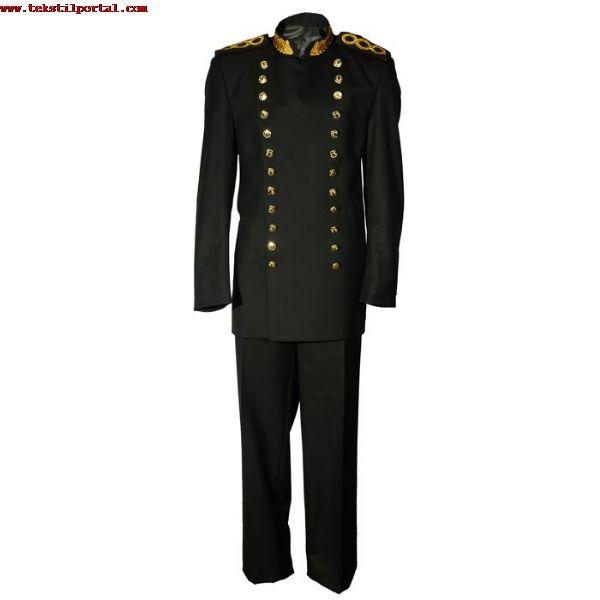 ASKER ÜNİFORMALARI ÜRETİCİSİ, POLİS ÜNİFORMALARI ÜRETİCİSİ <br><br>Asker elbiseleri üreticisi, Polis elbiseleri üreticisi, Polis tören elbiseleri üreticisi, Asker törren elbiseleri üreicisi<br><br> <br> ÜNİFORMALAR NUMUNE SİSTEMİ İLE FİRMAYA ÖZEL OLARAK DİKİLMEKTEDİR. <br><br><BR>Tören Elbisesi imalatçısı, Subay  Üniforması imalatçısı, Subay Elbisesi imalatçısı, Rüzgar Ceketi imalatçısı, Polis Parkası imalatçısı, Polis Pançosu imalatçısı,  Polis Montu imalatçısı, Polis Kıyafeti imalatçısı, Motorize Polis TakımI imalatçısı, Kamuflaj Elbisesi imalatçısı, Deniz Polisi  Takımı imalatçısı, Asker eğitim elbiseleri imalatçısı, Asker kamuflaj giysi imalatçısı, asker tören elbiseleri imalatçısı, Polis tören elbiseleri imalatçısı, Bandocu kostümleri imalatçısı,  Askeri eğitim elbiseleri imalatçısı, Askeri kamuflaj giysi imalatçısı, askeri tören elbiseleri imalatçısı,