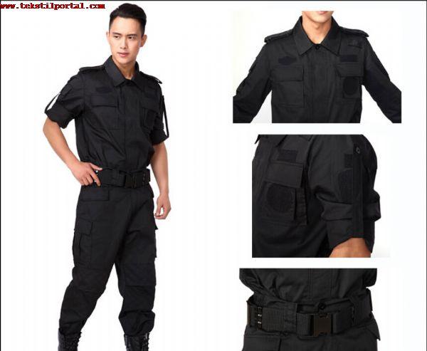 Uganda'dan GÜVENLİK PERSONEL, ASKER VE POLİS KIYAFETLERİ TALEBİ ( Talep yenilenmiştir )<br><br>Uganda'dan ülkemdeki güvenlik organları üniformaları satın alma talebi. <br> Polis, ordu ve mufızlarlar için Yüksek toptan siperiş verilecek Resim ve fiyat gönderin<br><br>Asker elbiseleri alıcısı, Polis kıyafetleri alıcısı, Güvenlik personel kıyafetleri alıcısı