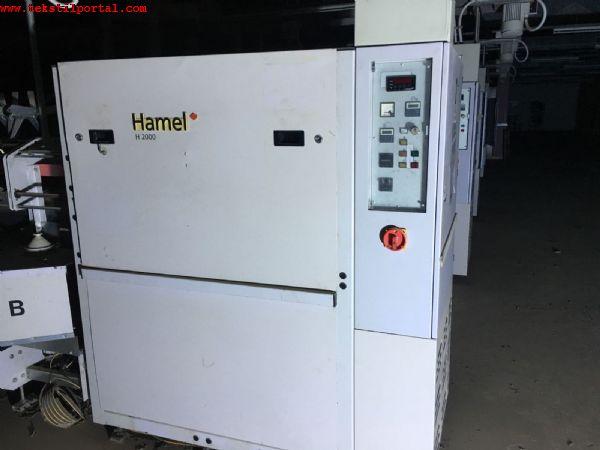 KOMPLE İPLİK FABRİKASI MAKİNALARI SATILACAKTIR   0 506 909 54 19 Whatsapp<br><br>Yeni kapanan iplik fabrikasındaki iplik makinaları ve teşkilatı Teklif almak sureti ile satılacaktır<br><br> 1) 1 Adet 1986 Rieter Ring makinası ( A-3-02) Seri no 30<br> 2) 1 Adet 1986 Rieter Ring makinası ( A-3-02) Seri no 31<br> 3) 1 Adet 1986 Rieter Ring makinası ( A-3-02) Seri no 32<br> 4) 1 Adet 1986 Rieter Ring makinası ( A-3-02) Seri no 33<br> 5) 1 Adet 1986 Rieter Ring makinası ( A-3-02) Seri no 34<br> 6) 1 Adet 1986 Rieter Ring makinası ( A-3-02) Seri no 35<br> 7) 1 Adet 1986 Rieter Ring makinası ( A-3-02) Seri no 36<br> 8) 1 Adet 1986 Doffom AT Ring makinası<br> 9) 1 Adet 1991 Rieter Cer makinası ( D1/1A) Seri no 1031185016<br> 10) 1 Adet 1989 Rieter Cer makinası ( D1/1A) Seri no 1031504J16<br> 11) 1 Adet 1989 Rieter Cer makinası ( D1/1A) Seri no 1031504J50<br> 12) 1 Adet 1989 Rieter Cer makinası ( D1/1A) Seri no 1031504J51<br> 13) 1 Adet 1989 Rieter Cer makinası ( D1/1A) Seri no 1031504J52<br> 14) 1 Adet 1989 Rieter Cer makinası ( D1/1A) Seri no 1031504J53<br> 15) 1 Adet 1989 Rieter Cer makinası ( D1/1A) Seri no 1031504J54<br> 16) 1 Adet 1995 Rieter Cer makinası ( R58 851) Seri no 914352639<br> 17) 1 Adet 1996 Rieter Cer makinası ( R58 851) Seri no 41352724<br> 18) 4 Adet 1989 Rieter Cer makinası<br> 19) 12 Adet 1985 Rieter Tarak makinası ( F01) Seri no 1024124F02-12<br> 20) 12 Adet 1985 Rieter Tarak Besleme makinası ( AEROFOOD) Seri no 1007802F485-495<br> 21) 1 Adet 1985 Rieter Balya makinası (B215) Seri no 1012689F372<br 22) 1 Adet 1991 Rieter Hallaç makinası (B7 3R) Seri no 1011008<br 23) 1 Adet 1985 Rieter Hallaç makinası (B7 3R) Seri no 1017395F379<br 24) 1 Adet 1992 Rieter Hallaç makinası (B7 3R) Seri no 1013452S771<br 25) 1 Adet 1985 Rieter Hallaç makinası (B7 3R) Seri no 1013093F373<br 26) 1 Adet 1985 Rieter Hallaç makinası (B7 3R) Seri no 1012689F372<br 27) 1 Adet 1985 Rieter Hallaç makinası (B7 3R) Seri no 101735F378<br 28) 1 Adet 1985 Rieter Filtre Hallaç makinası 
