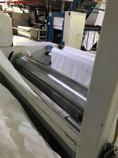 SATILIK POLİSAJ MAKİNASI .... KUMAŞ PARLATMA MAKİNASI SATILACAKTIR 0 506 909 54 19<br><br>2014 Model Yerli yapım Kumaş parlatma makinası Satılacaktır<br>Satılık kumaş Polisaj makinesi çok az kullanılmıştır<br><br><br>Satılık kumaş parlatma makinası, Satılık kumaş parlatma makinesi, Satılık kumaş parlatma makinaları, Satılık kumaş parlatma makineleri, Satılık kumaş polisaj makinası, Satılık kumaş polisaj makinesi, Satılık kumaş polisaj makinaları, Satılık kumaş polisaj makineleri
