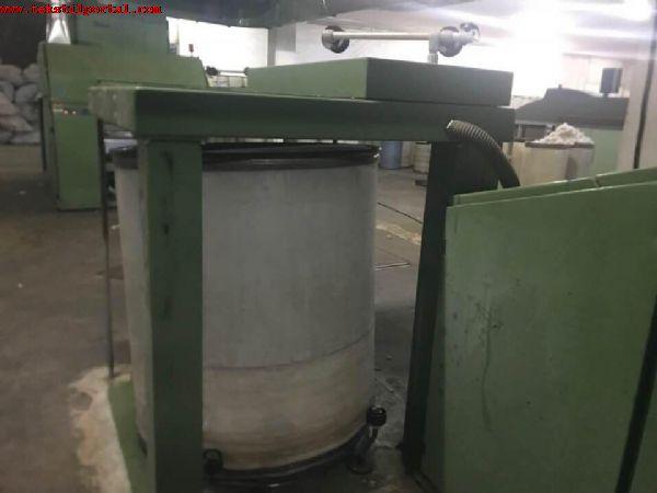 TRÜTZSCHLER DK 803 TARAK MAKÝNASI SATILACAKTIR<br><br>Satýlýk TRÜTZSCHLER DK 803 TARAK MAKÝNESÝ<br> Year 1997 Trutzschler DK 803 carding machine <br> 36/42 inç Trutzschler DK803 carding machine<br> Total 15 sets Trutzschler DK803 carding machine<br> Fbk 533 Trutzschler DK 803<br><br><br>Satýlýk Trutzschler tarak makinasý, Satýlýk Trutzschler tarak makinesi, Satýlýk Trutzschler tarak makinalarý, Satýlýk Trutzschler tarak makineleri, Satýlýk Trutzschler DK 803 tarak makinasý, Satýlýk Trutzschler DK 803 tarak makinesi, Satýlýk Trutzschler DK 803 tarak makinalarý, Satýlýk Trutzschler DK 809 tarak makineleri,