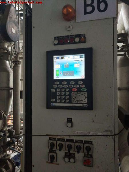 Günlük 30 Ton kapasite THIES BOYA KAZANLARI SATILACAKTIR<br><br>Yüksek sýcaklýk Thies boyama makinesi – Yýlý 2012 – 30 Ton Günlük üretim   <br> Ref No- 130818TLC<br> <br> Thies Yüksek sýcaklýk boyama makinesi Satýlýk : <br> <br> Marka : Thies <br> Yýlý : 2012  <br> Günlük üretim kapasitesi 30 ton<br> 3.7L lik likörde enerji tasarrufu<br> <br> CNF – Liman teslimi üzerinde ayrý ayrý fiyat boyama kazamlari Thies<br>                                F I Y A T <br> <br> 1.     20 kg'lýk Kazan Fiyatý - - - - - -  28.000 $ CNF <br> 2.     40 kg'lýk Kazan Fiyatý - - - - - -  30.000 $ CNF<br> 3.   100 kg'lýk Kazan Fiyatý - - - - - -  34.000 $ CNF<br> 4.   750 kg'lýk Kazan Fiyatý - - - - - -  90.000 $ CNF<br> 5.1.000 kg'lýk Kazan Fiyatý - - - -  125.000 $ CNF<br> 6.1.200 kg'lýk Kazan Fiyatý - - - -  155.000 $ CNF<br><br><br>Satýlýk Thies boya makinasý, Satýlýk Thies boya makinesi, Satýlýk Thies boya makinalarý,  Satýlýk Thies boya makineleri, Satýlýk 100 kg Boya kazaný, Satýlýk 20 kg Boya kazaný,  Satýlýk 40 kg Boya kazaný,  Satýlýk 100 kg Boya kazaný,  Satýlýk 750 kg Boya kazaný,  Satýlýk 1000 kg Boya kazaný,  Satýlýk 1200 kg Boya kazaný,  Satýlýk Thies 100 kg Boya makinasý, Satýlýk 20 kg thies Boya kazaný,  Satýlýk 40 kg thies Boya kazaný,  Satýlýk 100 kg thies Boya kazaný,  Satýlýk 750 kg thies Boya kazaný,  Satýlýk 1000 kg thies Boya kazaný,  Satýlýk 1200 kg thies Boya kazaný,