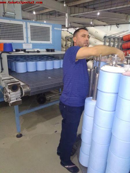 THEN BOBİN BOYA MAKİNALARI ve FREKANS KURUTMA MAKİNESİ SATILACAKTIR<br><br>Then marka bobin boyama makineleri ve Frekans kurutma makinesi satılacaktır<br><br> 1996 Model  100 kg Then Bobin boya makinası<br> 1996 Model  200 kg Then Bobin boya makinesi<br> 1996 Model  400 kg Then Bobin boya makinaları<br> 1996 Model  500 kg Then Bobin boya makineleri<br> 1 Adet 1998 Model 55 Kv Frekans kurutma makinesi satılacaktır<br><br><br>Satılık bobin boya makianaları, İkinci el Bobin boya makineleri, Satılık İplik Bobin boya makinası, İkinci el İplik bobin boya makinesi, Satılık iplik bobin boya makinaları, İkinci el iplik Bobin boya makineleri, Satılık Frekans kurutma makainaları, İkinci el frekans kurutma makinesi