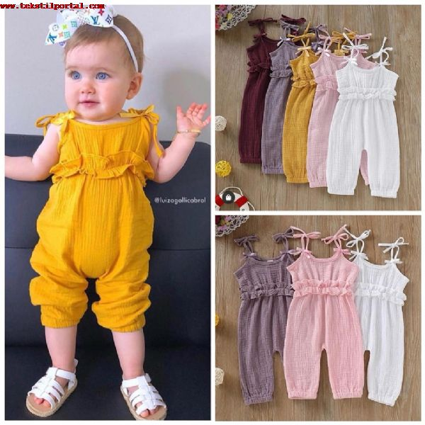 wholesale baby rompers clothing<br><br>we are working on baby and childrens clothing which we produce with special design and desired models from wholesale manufacturer.<br>