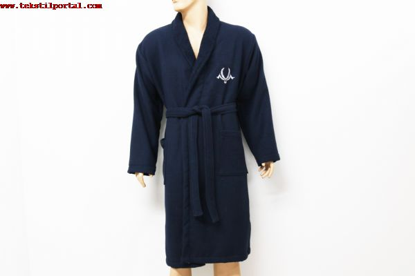 480 Pcs Bath Robes will be sold from the manufacturer factory<br><br>THERE ARE 2 SEPARATE EMBROIDERY IN THE BUST. <br>