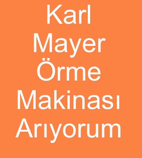 KARL MAYER RAÞEL ÖRME MAKÝNALARI ALINACAKTIR<br><br>HKS 3M 28E   186 inç <br> HKS 3M 32 E  180 Ýnç<br> 4 adet. her birim için <BR><BR><BR>Karl mayer mayer raþel örgü makinasý, Karl mayer mayer raþel örgü makinesi, Karl mayer mayer raþel örgü makinalarý, Karl mayer mayer raþel örgü makineleri, Karl mayer mayer raþel örme makinasý, Karl mayer mayer raþel örme makinesi, Karl mayer mayer raþel örme makinalarý, Karl mayer mayer raþel örme makineleri