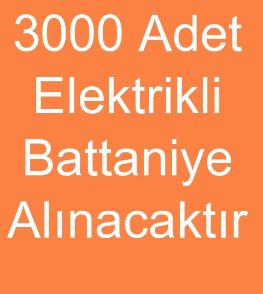 Gürcistan için 3000 Adet ELEKTRÝKLÝ BATTANÝYE<br><br>Lalelideki maðazamýzýn Gürcistanlý müþterisi için<br><br>3000 adet Elektrikli battaniye alýnacaktýr<br><br><br>Toptan Elektrikli battaniye alýcýsý, Toptan Elektrikli battaniye müþterisi