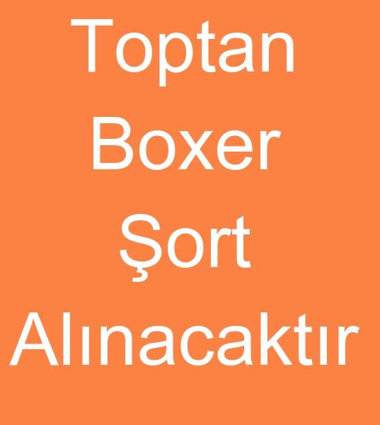 Romanya için 20.000 Adet BOXER ŞORT ALINACAKTIR<br><br>Lalelideki mağazamızın Romanyadaki şubesi için Boxer şort alınacaktır<br><br>Open end penye likralı kumaş<br><BR>Ortalama 20.000 Adetlik Partiler halinde Boxer şort alınacaktır<br><br>Aylık ortalama 2 parti nakit ödeme alım yaparız<br><br><br>Toptan boxer şort alıcısı, Toptan boxer şort müşterisi