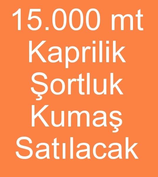 SATILIK 15.000 MT CAPRÝLÝK ÞORTLUK POLYESTER/PAMUK KUMAÞ<br><br>SATILIK 15000 MT KAPRÝLÝK ÞORTLUK POLYESTER/PAMUK KUMAÞ KUMAÞ HAMDIR ÝSTENÝLEN RENGE BOYANIR.<BR><BR><BR>Satýlýk kaprilik kumaþ, stok kaprilk kumaþ, Satýlýk kaprilik kumaþ, Satýlýk kapri kumaþý, stok kapri kumaþý, Satýlýk kapri kumaþý, Satýlýk kapri kumaþlarý, stok kapri kumaþlarý, Satýlýk kapri kumaþlarý,