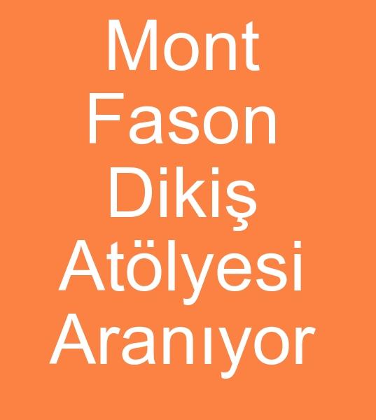 MONT FASON DÝKÝÞ ATÖLYESÝ ARANIYOR<br><br>Aksaraydaki maðazamýz için<br>Þiþme mot fason atölyesi,  Elyaf mont fason dikiþ atölyesi arýyoruz<mt><br><br>Þiþme mont fason dikiþ iþi verenler, Þiþme mont fason dikim atölyesi arayanlar, Þiþme mont fason atölyesi arayanlar, Elyaf mont fason atölyesi arayanlar, Fason elyaf mont atölyesi arayanlar, Fason þiþme mont atölyesi arayanlar,  fason mont atölyesi arayanlar, mont fason iþi verenler, mont dikim iþi verenler