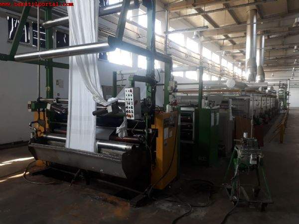 200 cm Bruckner stenter machines for sale<br><br>200 cm Bruckner Ram machine will be sold<br>For Sale 2004 Model, 200 cm Stenter Machine, 6 Cabin Stenter Machine <br> Weaving Stenter Machine, Natural Gas Bruckner Stenter Machine Will Be Sold <br> Mahlo and Foulard