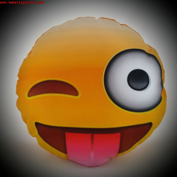 Emoji cushion manufacturer<br><br>