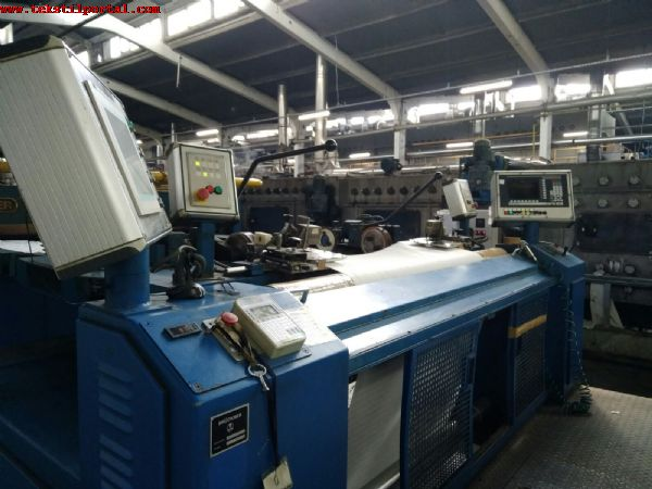 BRUCKNER STENTER MACHÝNE 8 CAMBER WILL BE SOLD<br>+90 506 909 54 19  Whatsapp<br><br>Stenter Bruckner equipment 2003 year for sell<br><br>