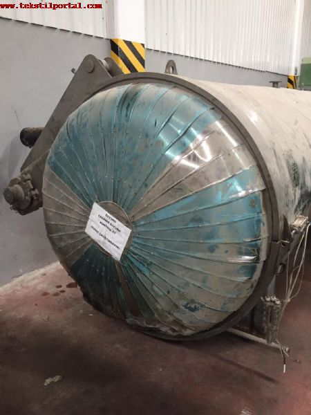 1250 Kg YARN FÝKSÝNG BOILER will be sold  +90 536 509 11 89 Whatsapp<br><br>2006 Model 1250 kg yarn fixing mach ine will be sold <br><br><br>Spinning Machines for Sale, Second-hand Yarn fixing machines, 1250 yarn fixing machines for sale, Used 1250 boýler Spinning Machines,