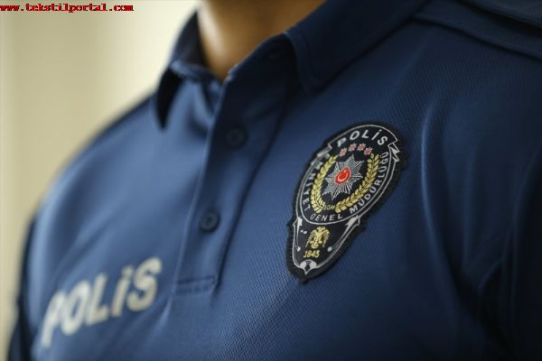 POLİS TİŞÖRTLARI ÜRETİCİSİ<br><br>Polis T-  Shirt<br>