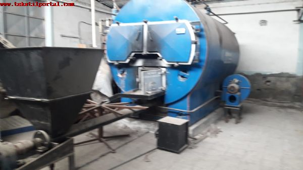 100 m2 steam boiler with stoker For sale  +905069095419 Whatsapp<br><br>2005 Model Güçsan brand 100 M2 Steam boiler will be sold<br><br>Fittings of steam boiler, have parts of Pump, Board, Stoker group etc.<br><bt>No Chimney and Kondes tank