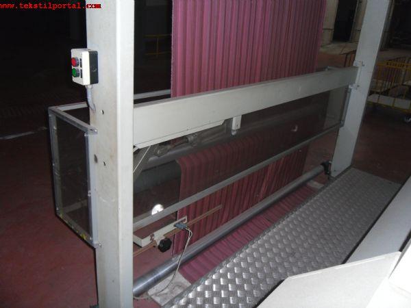 Продается, 200 см, Effedue Ghibli, Машина для фиксации ткани +905069095419 whatsapp<br><br>Продается 200 см, Effedue Ghibli Ткань для фиксации ткани Игла, Мост Фикс, Стабилизированный паром<BR> <BR> Игла, Most Fix, Steam Stabilized на входе в машину, растяжка, фотоэлемент, центрированная система с танцором, <br> Цифровая панель управления, держатели краев фотоэлемента Erhart Leimer, фиксация цепи система, <BR> Сушильный шкаф парового агрегата, стабилизированный с помощью холодильного агрегата, на выходе имеется узел намотки рулона и укладочный блок. Ширина 200 см. 1995 Модель
