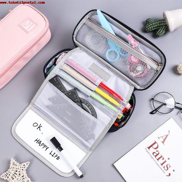 Я хочу купить женские косметички, сумки для карандашей и т. Д. Для Кении<br><br>Пенал / сумка для карандашей 22 * 9 * 6 см <br> 24 x 18,5 x 9,5 см косметичка для макияжа <br> Складная подвесная сумка-органайзер для путешествий, <br> 15 на 15 см - футляр для гигиенических прокладок для женщин / девочек, хранение тампонов, косметички для макияжа Я хочу купить <br> Я закажу 1000 штук каждой модели Моя покупка будет постоянной