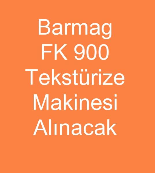 İran dan BARMARG FK 900 TEKSTURİZE  MAKİNESİ SATIN ALMA TALEBİ  +90 506 909 54 19<br><br>. From Iran Barmag FK FK 900 polyester yarn machine want to buy<br><br> İranlı Showroom üyemiz Türkiyeden Barmarg Polyester iplik makinesi almak istiyor<br><br><br>Barmarg fk 900 tekstürize iplik makinası, Barmarg FK 900 Polyester iplik makinaları satıcılarından acil fiyat teklifi ve satılık makinelerin Resimlerini ve Barmag FK 900 Makina teknik özellikleri ile ilgili detaylı bilgi ve fiyatı gönderilmesi rica ediliyor