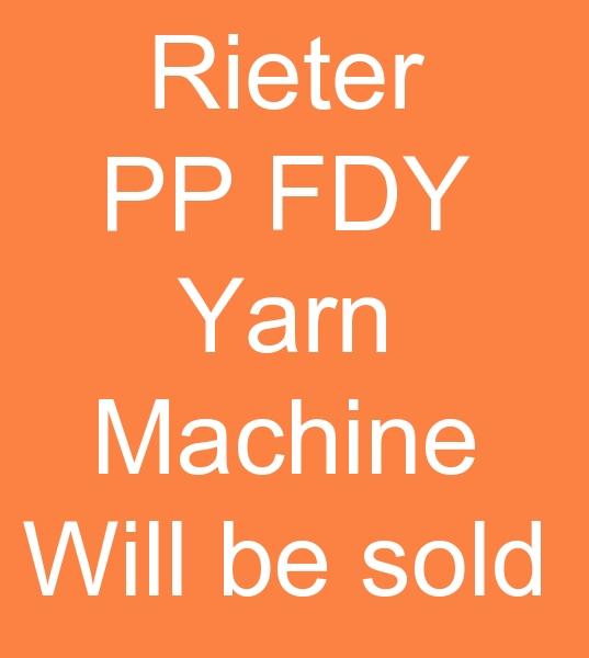 На продажу, модель 2003 г., машина для производства пряжи Rieter PP FDY +905069095419 Whatsapp<br><br>На продажу, Прядильная машина Rieter PP FDY 2003 года выпуска, 4 позиции в комплекте<br><br>Продажа прядильных машин Fdy, Продажа прядильных машин fdy б / у, Продажа прядильных машин Rieter fdy, Прядильные машины pp fdy, Продажа прядильных машин Rieter fdy, Продажа прядильных машин rieter fdy, Продажа прядильных машин fdy pp, Прядильные машины fdy pp,